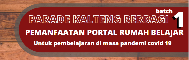 PARADE KALTENG BERBAGI BATCH 1
