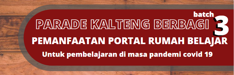 PARADE  KALTENG BERBAGI BATCH 3